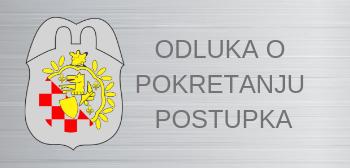 ODLUKA O POKRETANJU POSTUPKA – Izgradnja kanalizacijskog kolektora u MP Gromiljak u dužini 177 m
