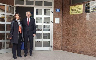 Posjet veleposlanice Švicarske u BiH Općini Kiseljak