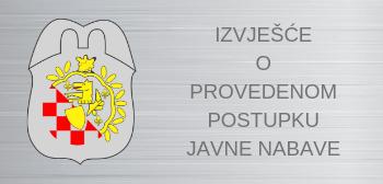 Izvješće o provedenom postupku javne nabave br. 57-7-r-3/19
