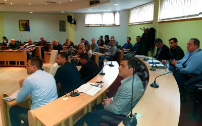 Održana 20. redovita sjednica Općinskog vijeća Kiseljak
