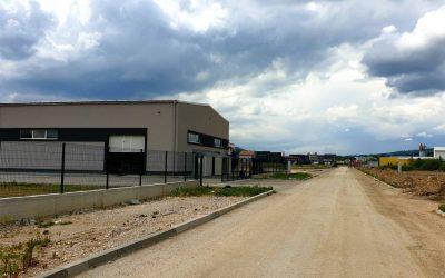 Završetak radova na izgradnji komunalne infrastrukture Poduzetničke zone Dugo polje (faza II) u dužini 1.450 metara