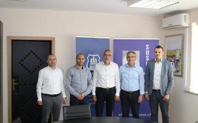 Izaslanstvo općine Kiseljak posjetilo općinu Grude