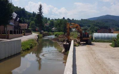 Uređenje korita rijeke Kreševke