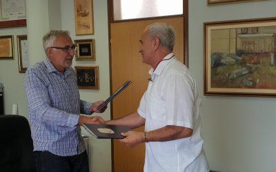 Potpisan Sporazum o zajedničkom ulaganju između Općine Kiseljak i J.U. Dom zdravlja Kiseljak