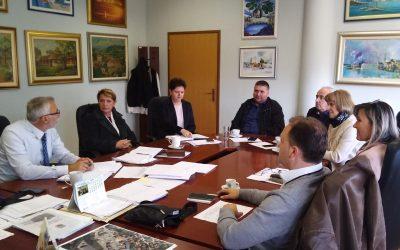 Održan sastanak sa ravnateljima osnovnih škola sa područja općine Kiseljak