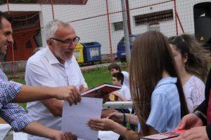 Osnovna škola Kiseljak 1 ispratila male maturante