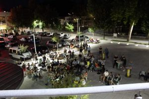 Nastavljaju se aktivnosti na Trgu kneza Radoje