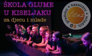 Besplatna ljetna škola glume u Kiseljaku!